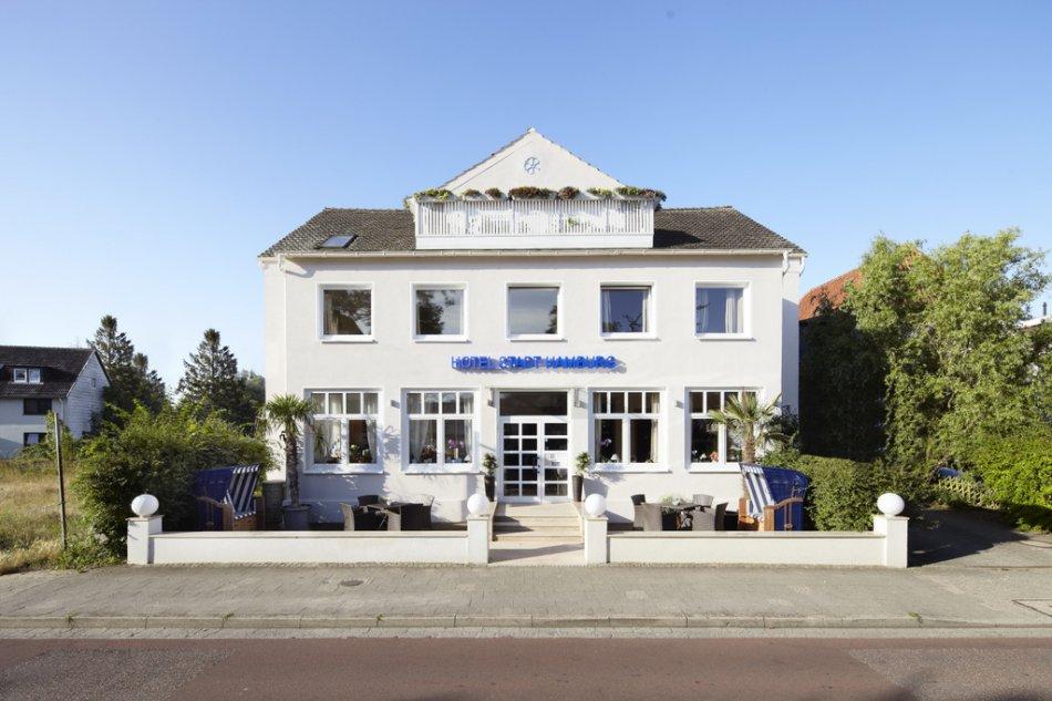 Broskamp Busreisen Hotel Stadt Hamburg Garni Niendorf