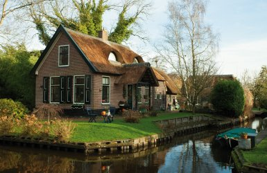 Giethoorn - Hollands Venedig