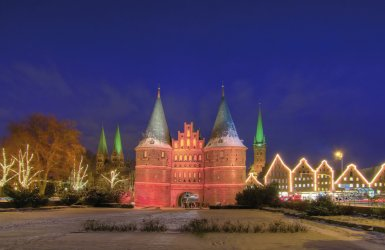 Advent in Lübeck & Lüneburg
